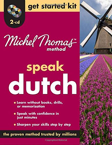 9780071628952: Speak Dutch Get Started Kit (Michel Thomas Method Speak...)