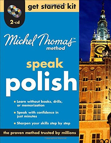 9780071628983: Speak Polish Get Started Kit (Michel Thomas Method Speak...)
