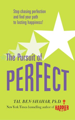 9780071629034: Pursuit of Perfect: Stop Chasing Perfection and Find Your Path to Lasting Happiness! (UK Professional General Reference)