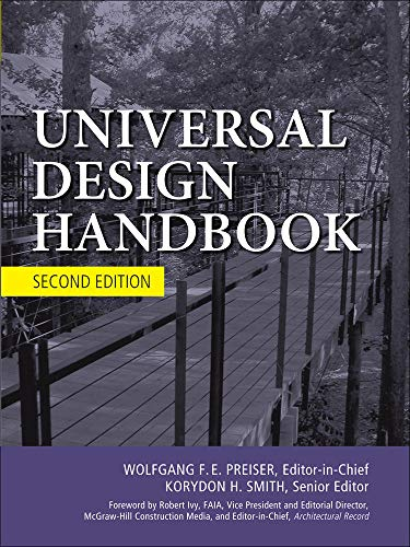 9780071629232: Universal Design Handbook, 2e