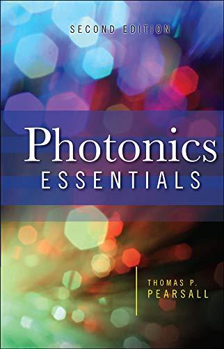 9780071629355: Photonics Essentials, Second Edition