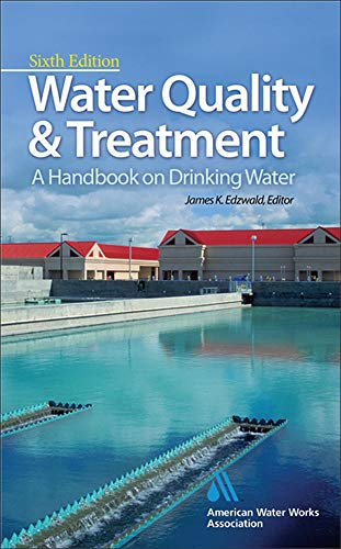 9780071630115: Water Quality & Treatment: A Handbook on Drinking Water (Water Resources and Environmental Engineering Series)