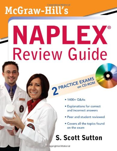 9780071630122: McGraw-Hill's NAPLEX Review Guide