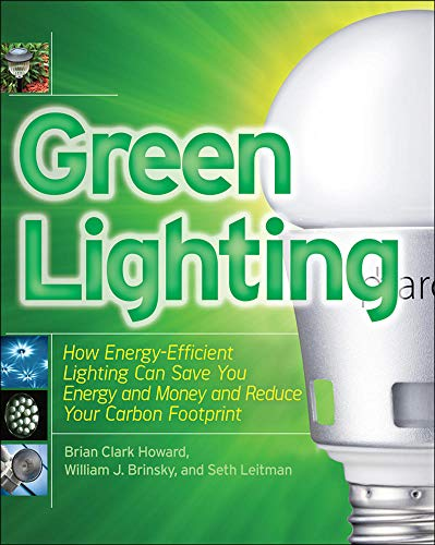 9780071630160: Green Lighting (Tab Green Guru Guides)