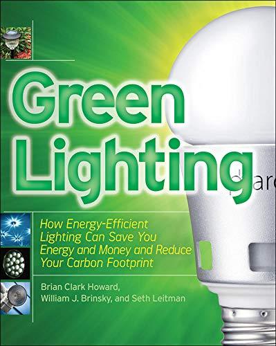 9780071630160: Green Lighting (Tab Green Guru Guides)