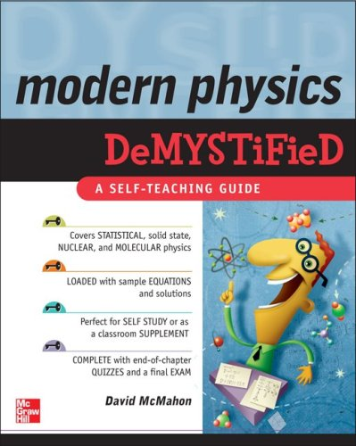 9780071630184: Modern Physics DeMYSTiFied