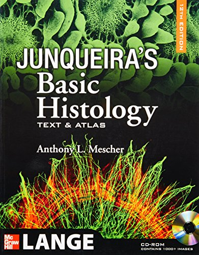 9780071630207: Junqueira's Basic Histology: Text and Atlas, 12th Edition