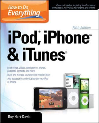 9780071630245: How to Do Everything iPod, iPhone & iTunes, Fifth Edition