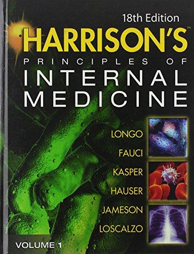 9780071632447: Harrison's Principles of Internal Medicine