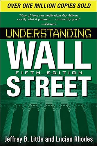9780071633222: Understanding Wall Street