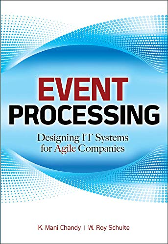 9780071633505: Event Processing: Designing IT Systems for Agile Companies