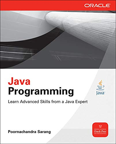9780071633604: Java Programming (Oracle Press)