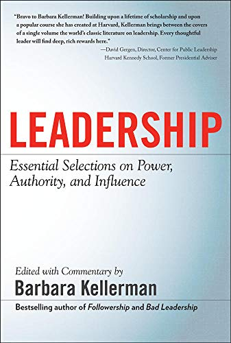 9780071633840: LEADERSHIP: Essential Selections on Power, Authority, and Influence (Business Books)