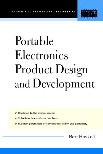 9780071634021: Portable Electronics Product Design and Development