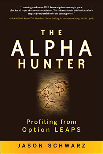 9780071634083: The Alpha Hunter: Profiting from Option LEAPS