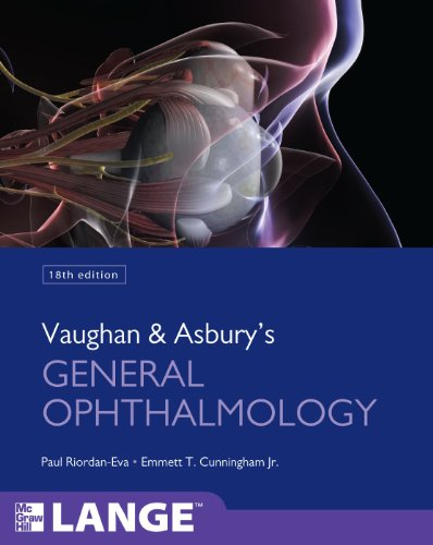 9780071634205: Vaughan & Asbury's General Ophthalmology, 18th Edition (LANGE Clinical Medicine)