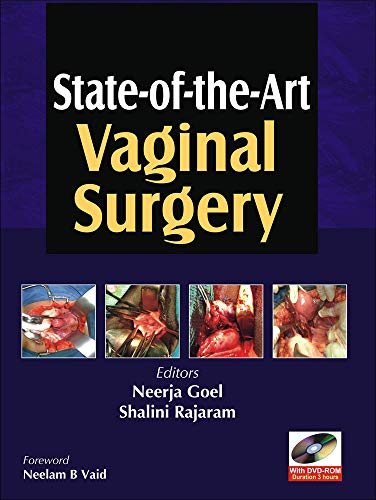 9780071634434: State-of-the-Art Vaginal Surgery