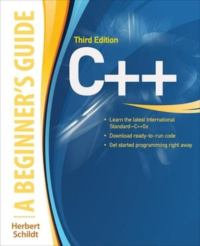 9780071634663: C++:  A Beginner's Guide, 3rd Edition