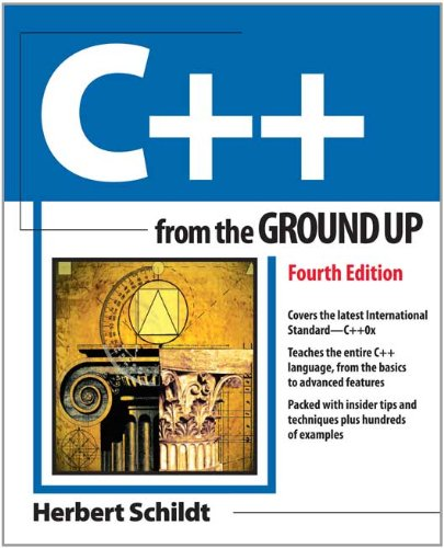 9780071634823: C++ from the Ground Up, 4th Edition