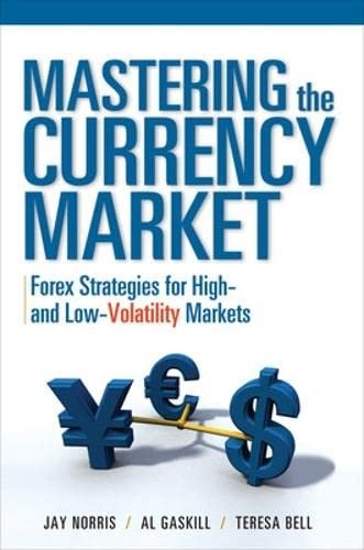 9780071634847: Mastering the Currency Market: Forex Strategies for High and Low Volatility Markets