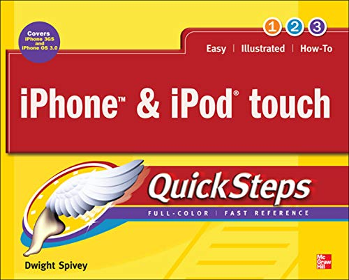9780071634854: iPhone & iPod touch QuickSteps