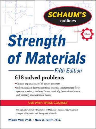 9780071635080: Schaum's Outline of Strength of Materials, Fifth Edition (Schaum's Outline Series)