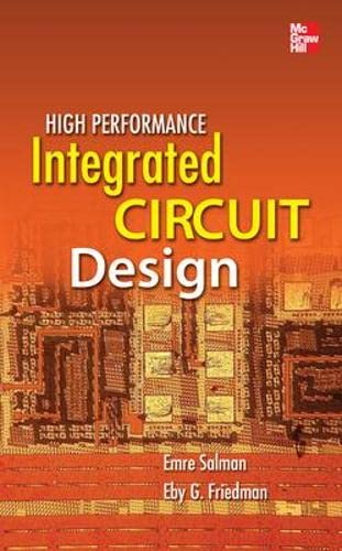 9780071635769: High Performance Integrated Circuit Design