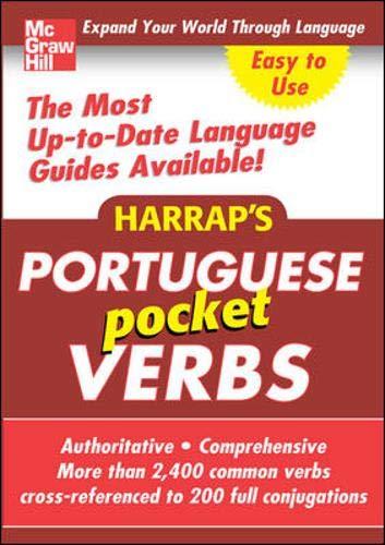 9780071636186: Harrap's Pocket Portuguese Verbs (Harrap's Language Guides)
