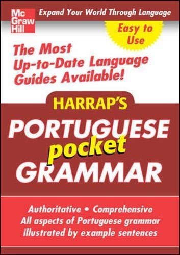 9780071636216: Harrap's Pocket Portuguese Grammar (Harrap's language Guides)