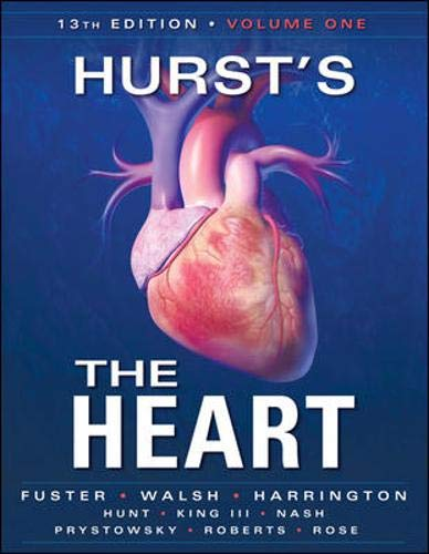 9780071636469: Hurst's the Heart, 13th Edition: Two Volume Set