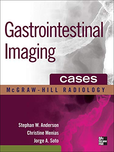 9780071636599: Gastrointestinal Imaging Cases (Mcgraw-hill Radiology)