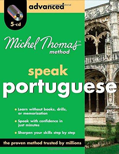 9780071637558: Speak Portuguese: Advanced (Michel Thomas Method Speak...)