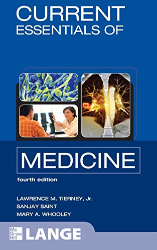 9780071637909: CURRENT Essentials of Medicine, Fourth Edition (LANGE CURRENT Essentials)