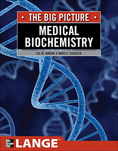 9780071637916: Medical Biochemistry: The Big Picture (Lange the Big Picture)