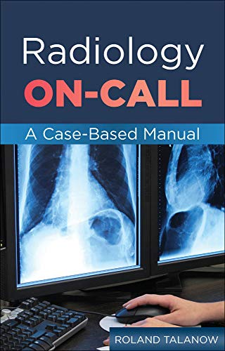 9780071637978: Radiology On-Call: A Case-Based Manual