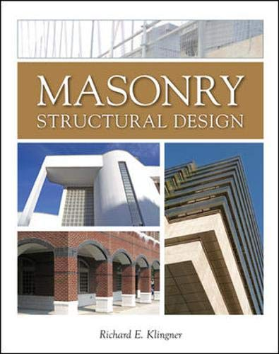 9780071638302: Masonry Structural Design