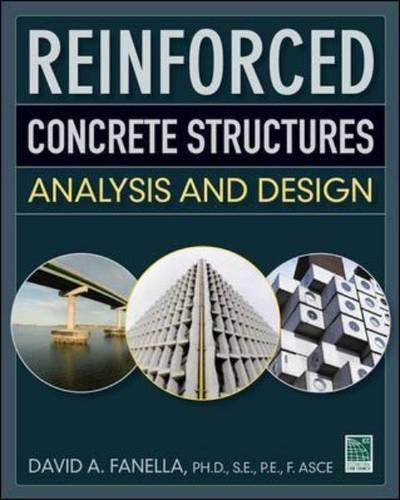 9780071638340: Reinforced Concrete Structures: Analysis and Design