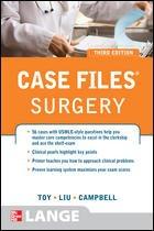 9780071639040: Case Files: Surgery, 3e