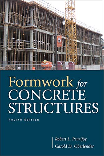 9780071639170: Formwork for Concrete Structures