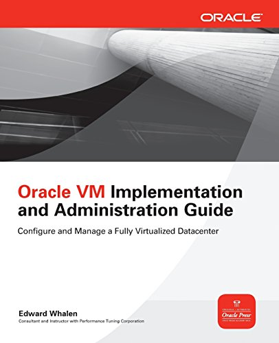 9780071639194: Oracle VM Implementation and Administration Guide (Oracle Press)