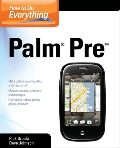 9780071639521: How to Do Everything Palm Pre