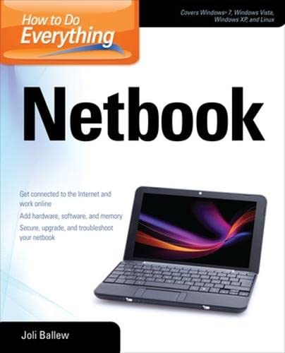 9780071639569: How to Do Everything Netbook