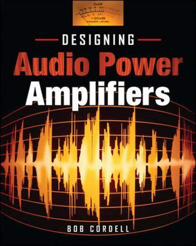 9780071640244: Designing Audio Power Amplifiers