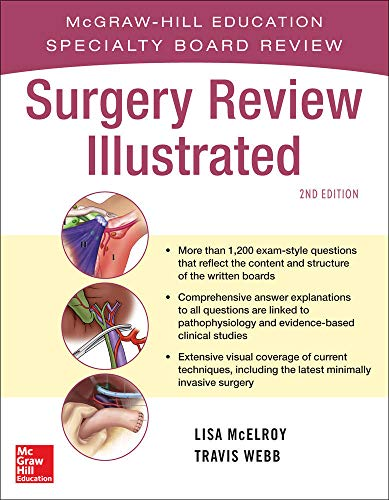 9780071663298: Surgery Review Illustrated