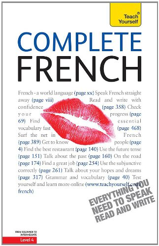 9780071663731: Complete French: A Teach Yourself Guide (Teach Yourself Language)
