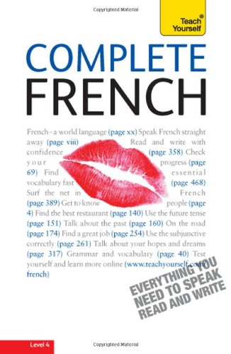 9780071663779: Complete French with Two Audio CDs: A Teach Yourself Guide (Teach Yourself Language)