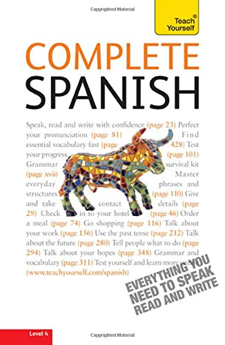 9780071663830: Complete Spanish, Level 4 (Teach Yourself)