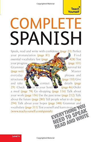 9780071663878: Complete Spanish with Two Audio CDs: A Teach Yourself Guide (Teach Yourself Language)
