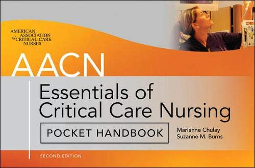 9780071664080: AACN Essentials of Critical Care Nursing Pocket Handbook, Second Edition