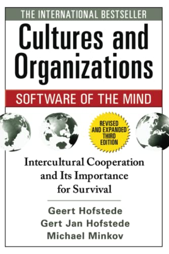 9780071664189: Cultures and Organizations: Software of the Mind, Third Edition
